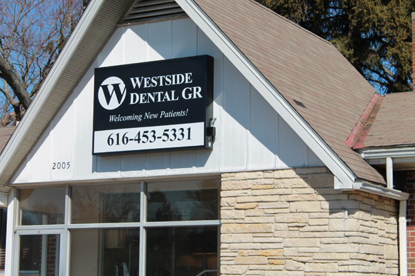 Grand Rapids dentist office